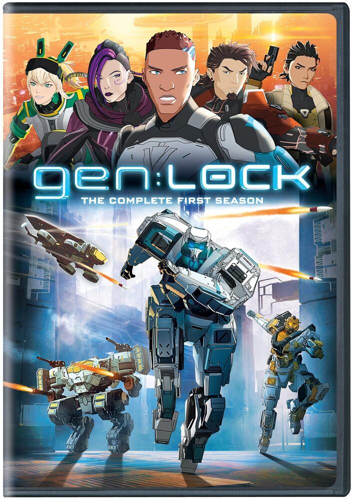 - gen:LOCK: The Complete First Season