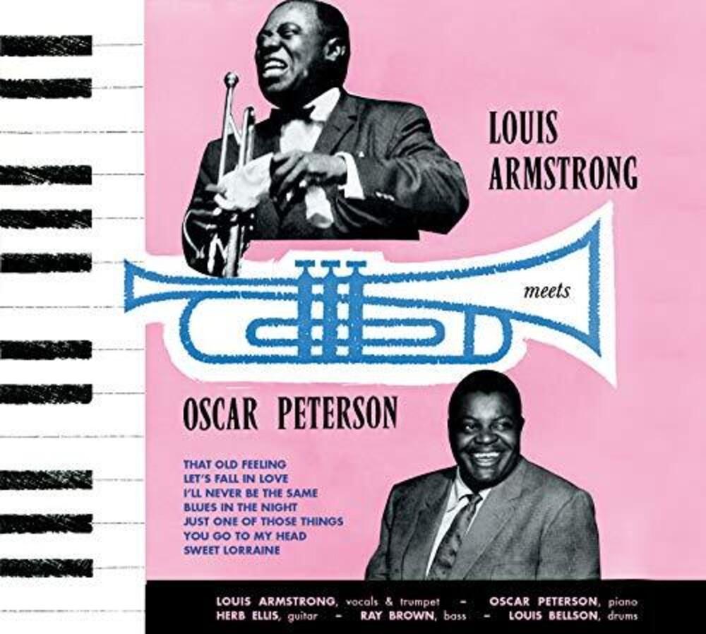Louis Armstrong / Peterson,Oscar - Louis Armstrong Meets Oscar Peterson [Limited Edition] [Digipak]