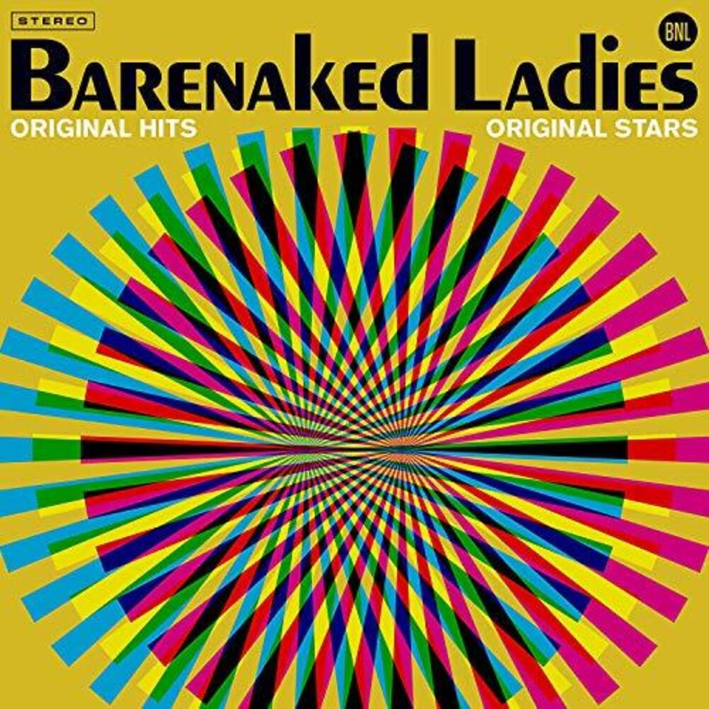 Barenaked Ladies - Original Hits, Original Stars [LP]