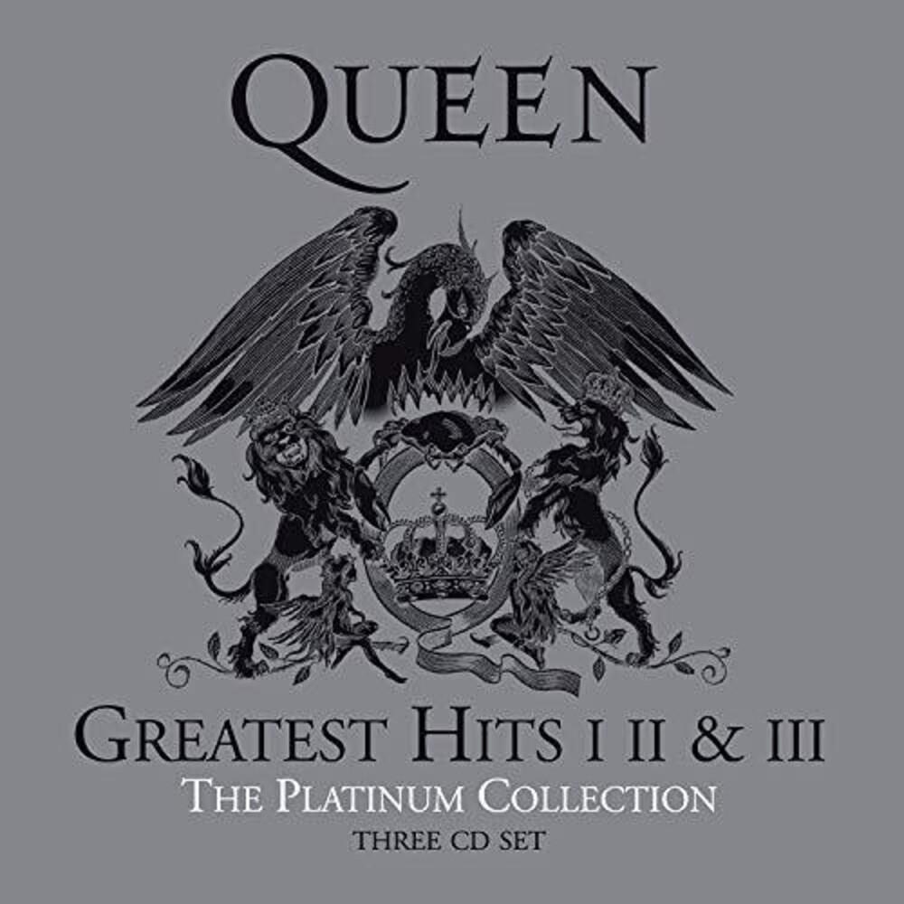 Queen - Platinum Edition [3CD]