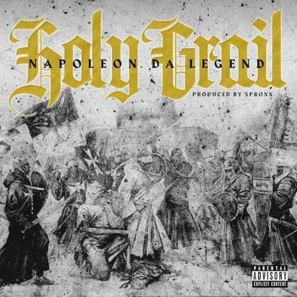 Napoleon Da Legend - Holy Grail (Ita)