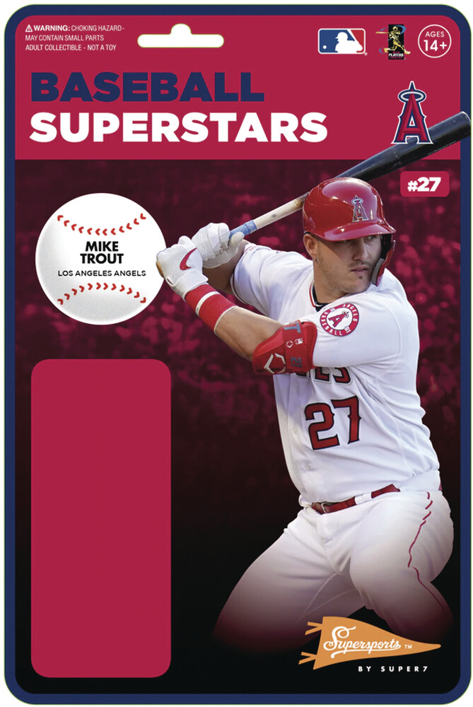 MLB Modern Wave 2 - Shohei Ohtani (Angels) - MLB Modern ReAction Wave 2 - Shohei Ohtani (Angels)