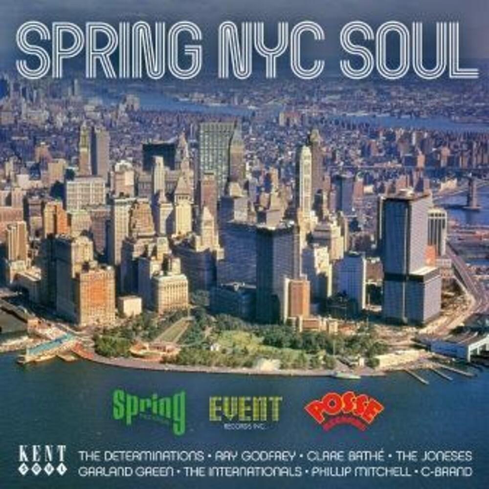 Spring Nyc Soul / Various - Spring Nyc Soul / Various