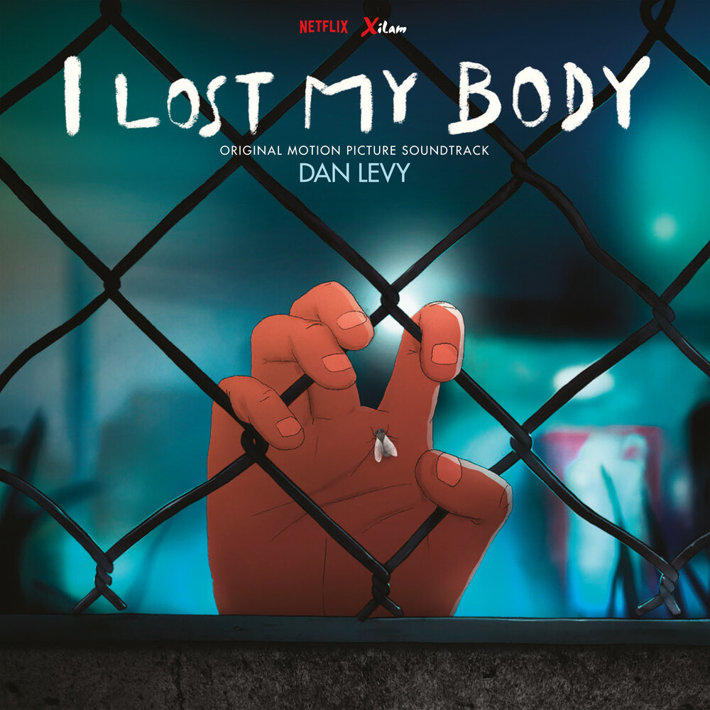 Dan Levy - I Lost My Body / O.S.T. (Blue) (Gate) (Red)