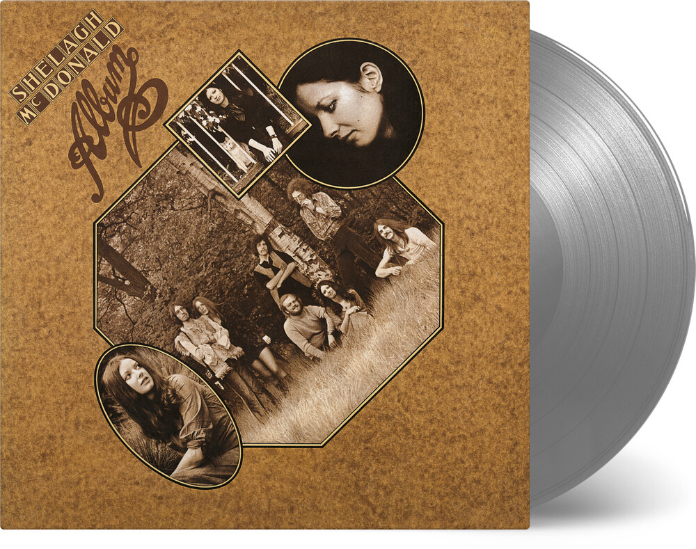 Shelagh Mcdonald - Album [Limited Silver Colored Vinyl]