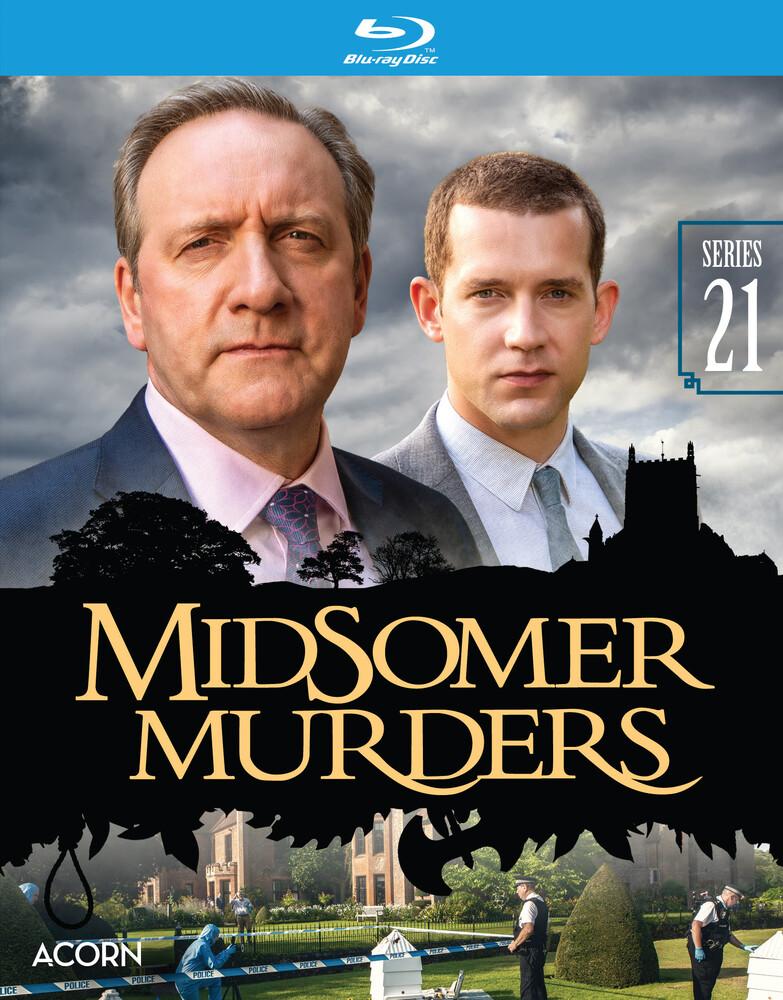 Midsomer Murders: Series 21 - Midsomer Murders: Series 21 (2pc)