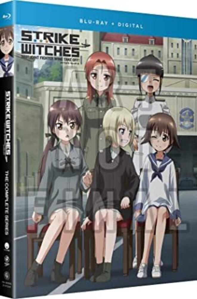 Strike Witches: 501st Joint Fighter Wing Take Off - Strike Witches: 501st Joint Fighter Wing Take Off