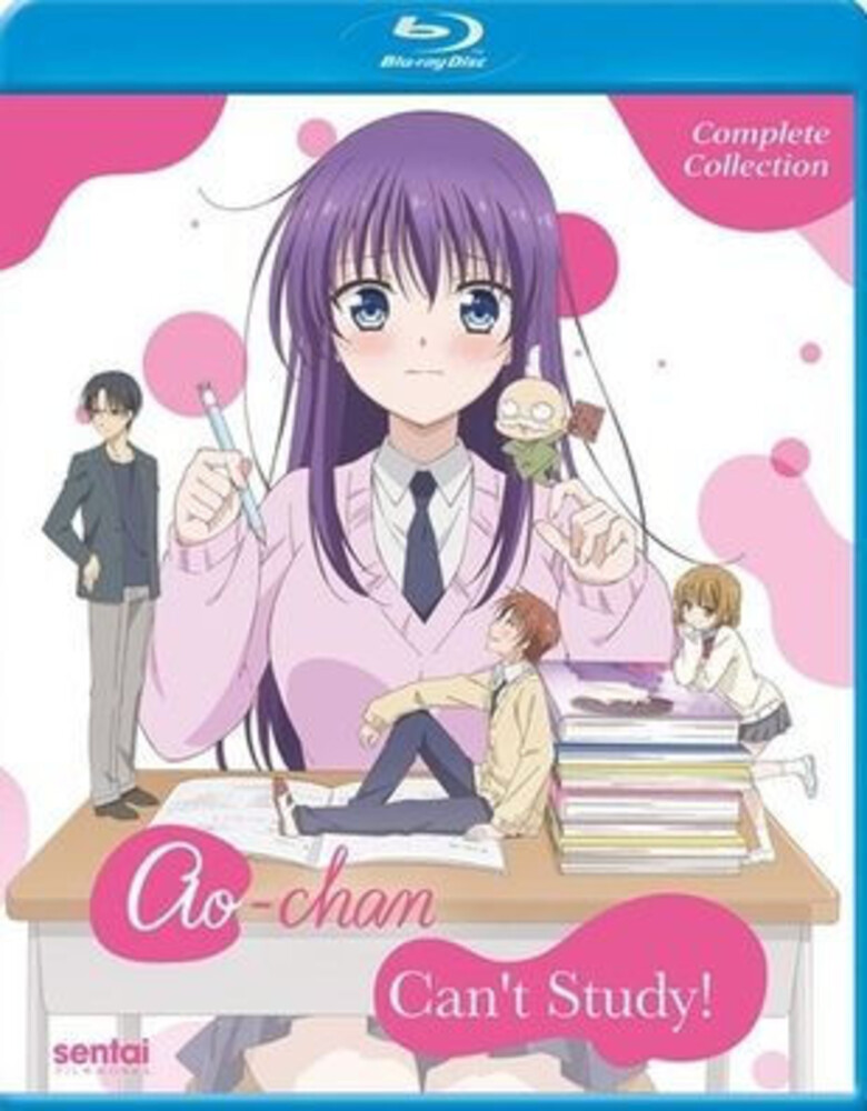 - Ao-Chan Can't Study / (Anam)