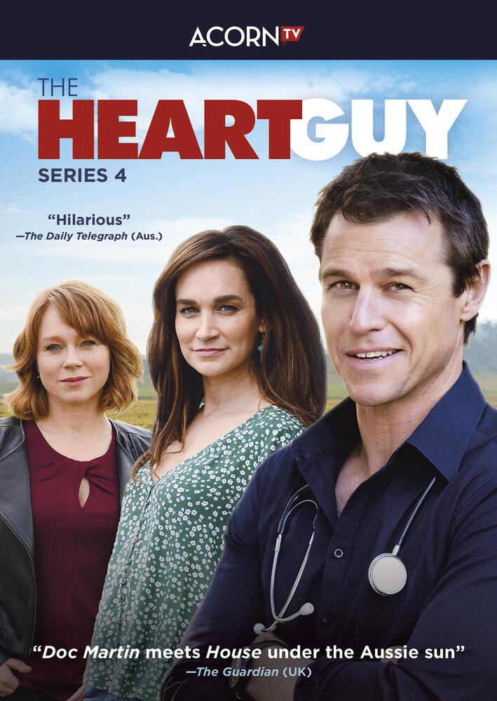 Heart Guy: Series 4 - Heart Guy: Series 4 (4pc)