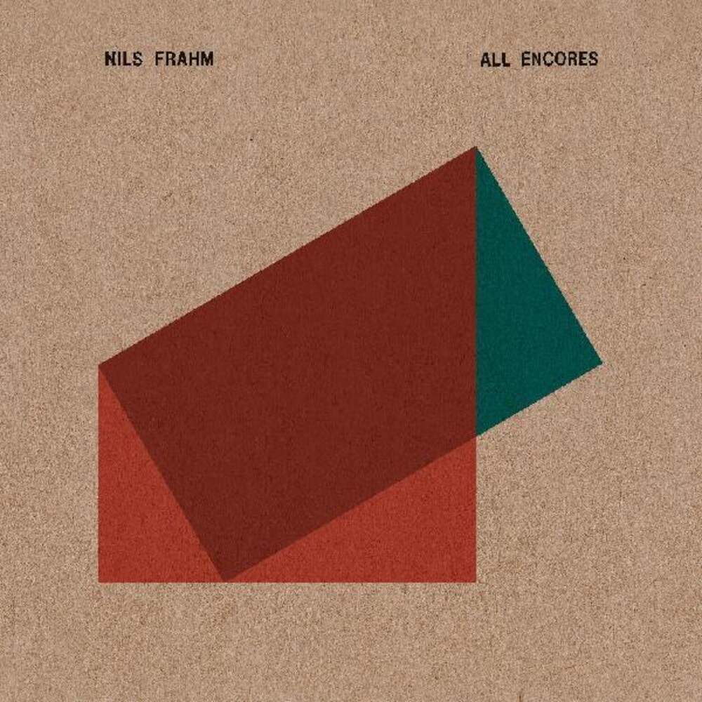 Nils Frahm - All Encores [LP]