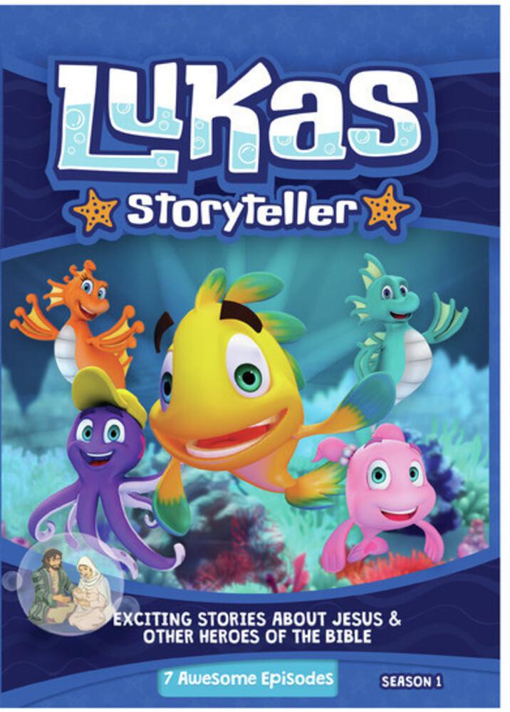 Lukas Storyteller: Season One - Lukas Storyteller: Season One / (Mod)