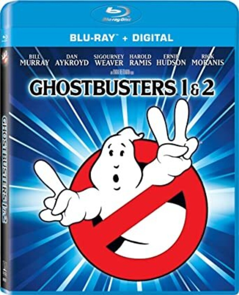 - Ghostbusters / Ghostbusters Ii (2pc) / (2pk Digc)