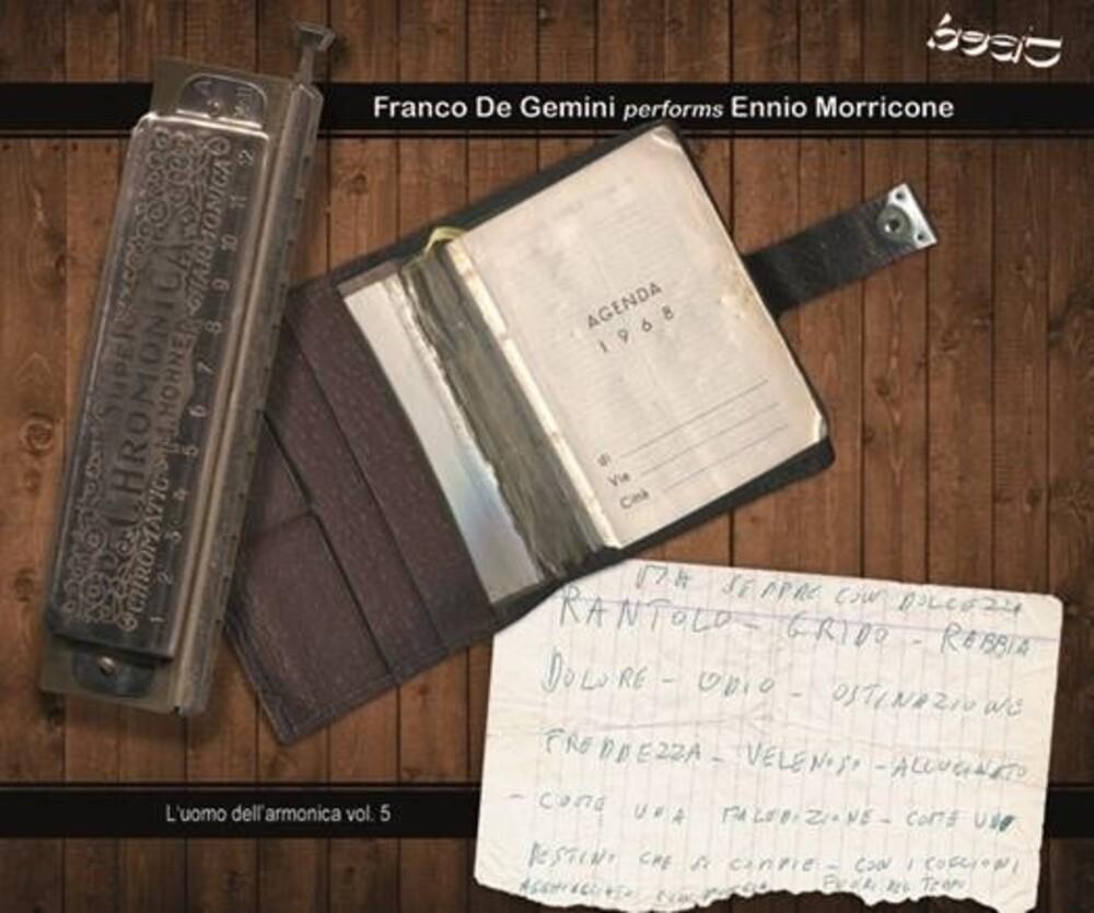 Franco De Gemini Performs Ennio Morricone / OST - Franco De Gemini Performs Ennio Morricone (Ita)
