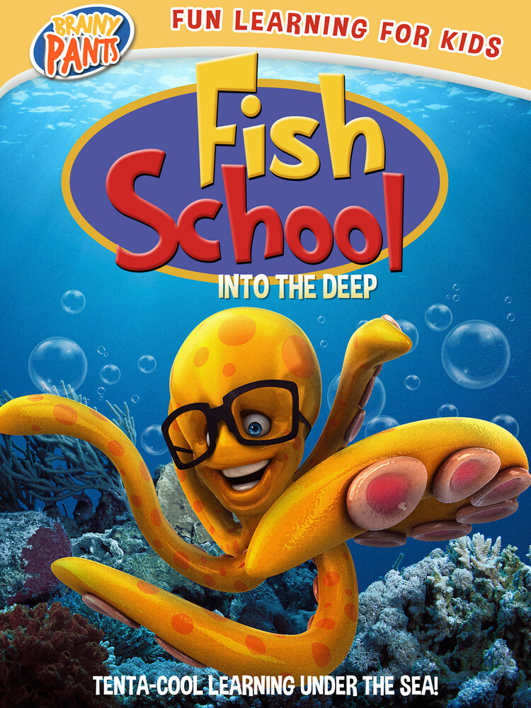 - Fish School: Into The Deep