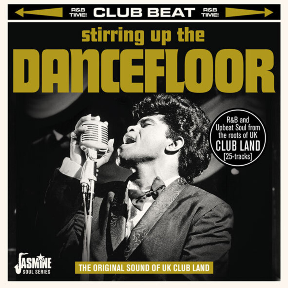 Stirring Up The Dancefloor Original Sound Of Uk - Stirring Up The Dancefloor: Original Sound Of UK Club Land / Various