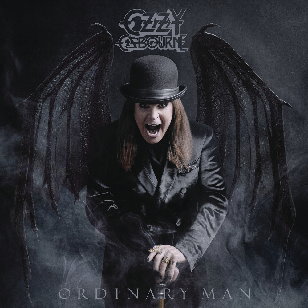 Ozzy Osbourne - Ordinary Man [Limited Edition Silver Smoke LP]