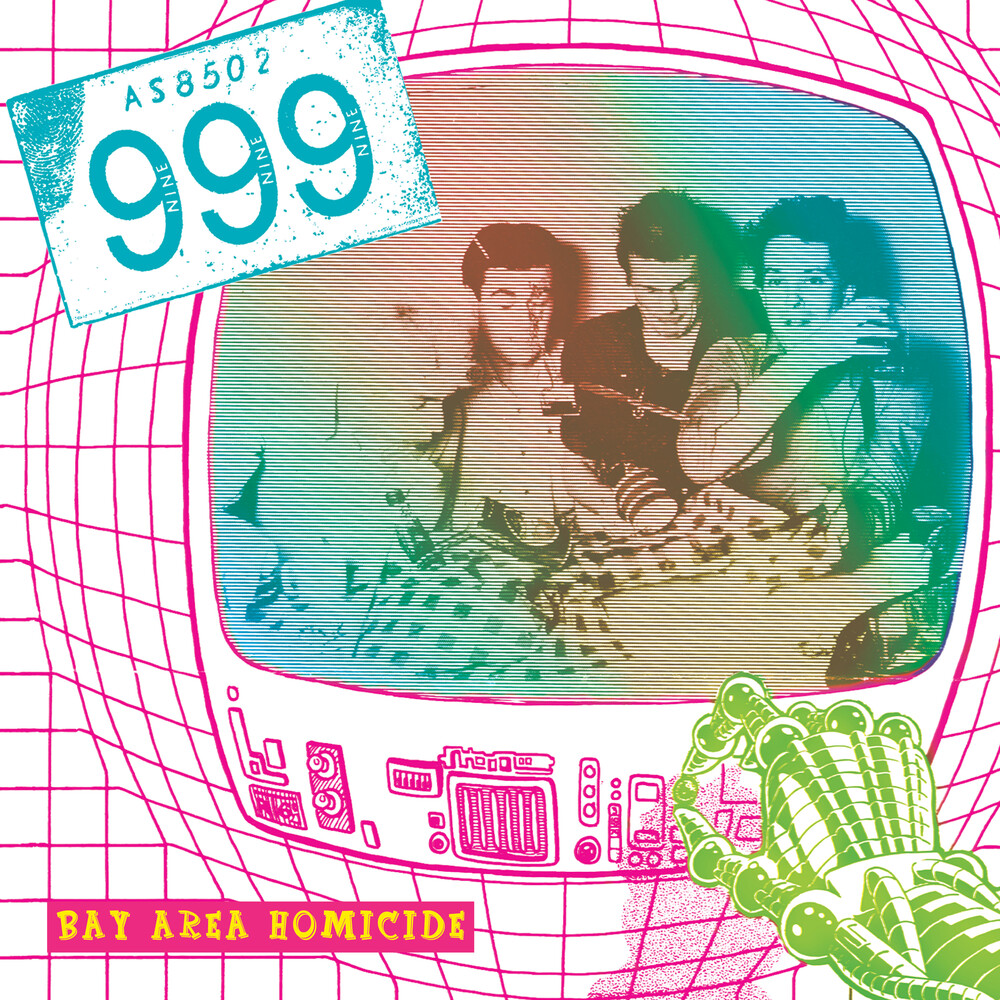 999 - Bay Area Homicide (Box) (Ltd)
