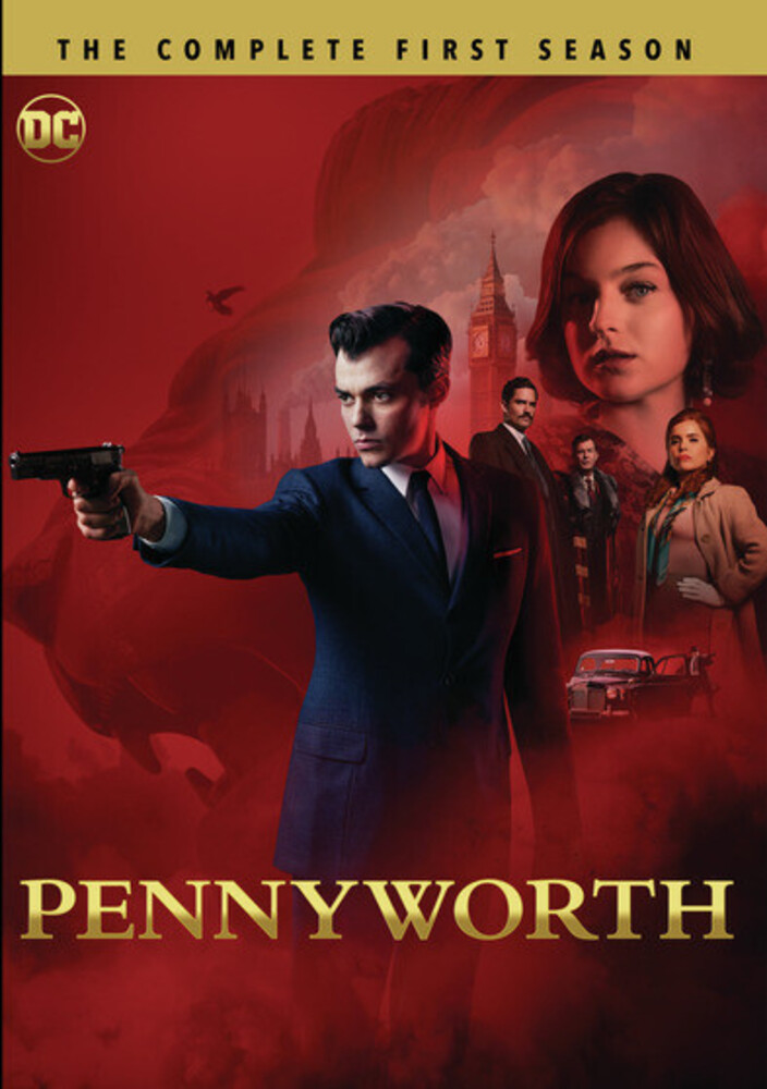 - Pennyworth: Complete First Season (3pc) / (Full)