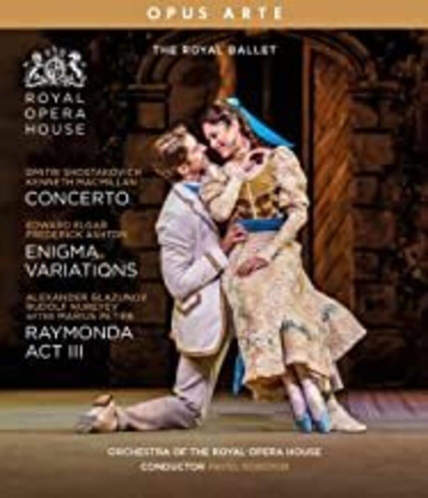 - Concerto / Enigma Variations