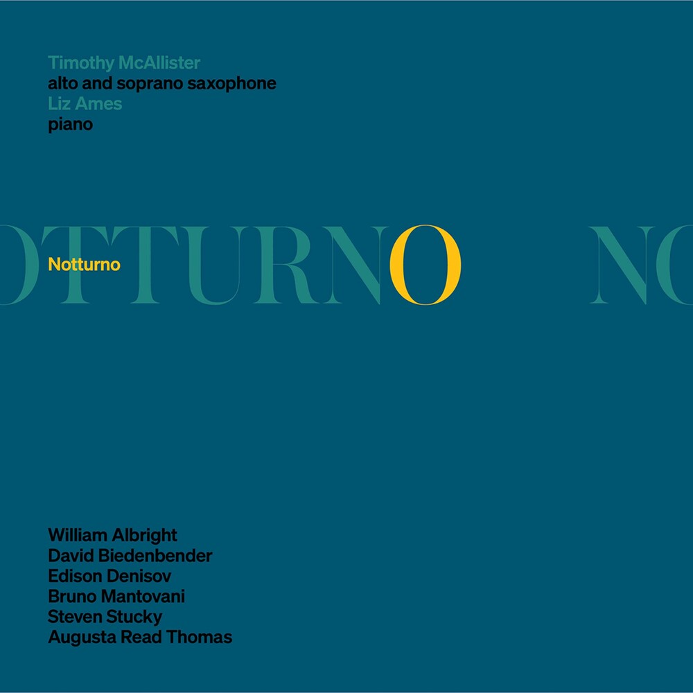 Timothy McAllister - Notturno / Various