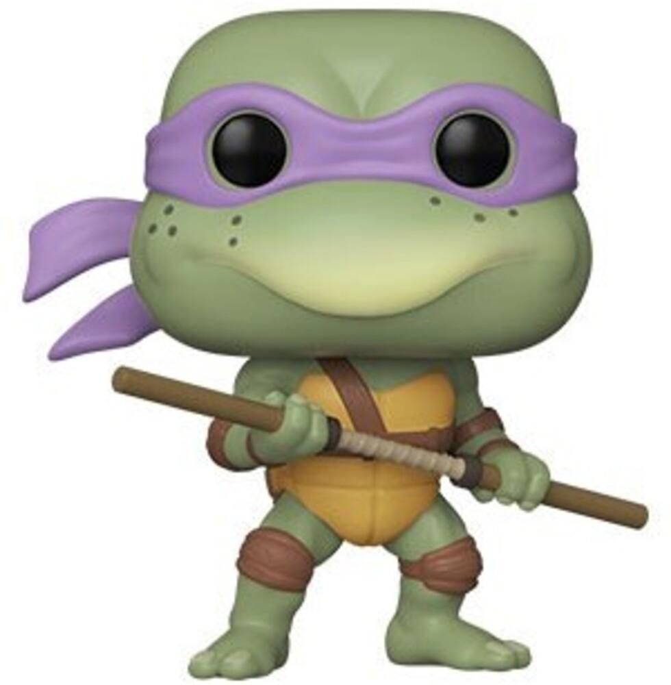 - FUNKO POP! VINYL: Teenage Mutant Ninja Turtles- Donatello