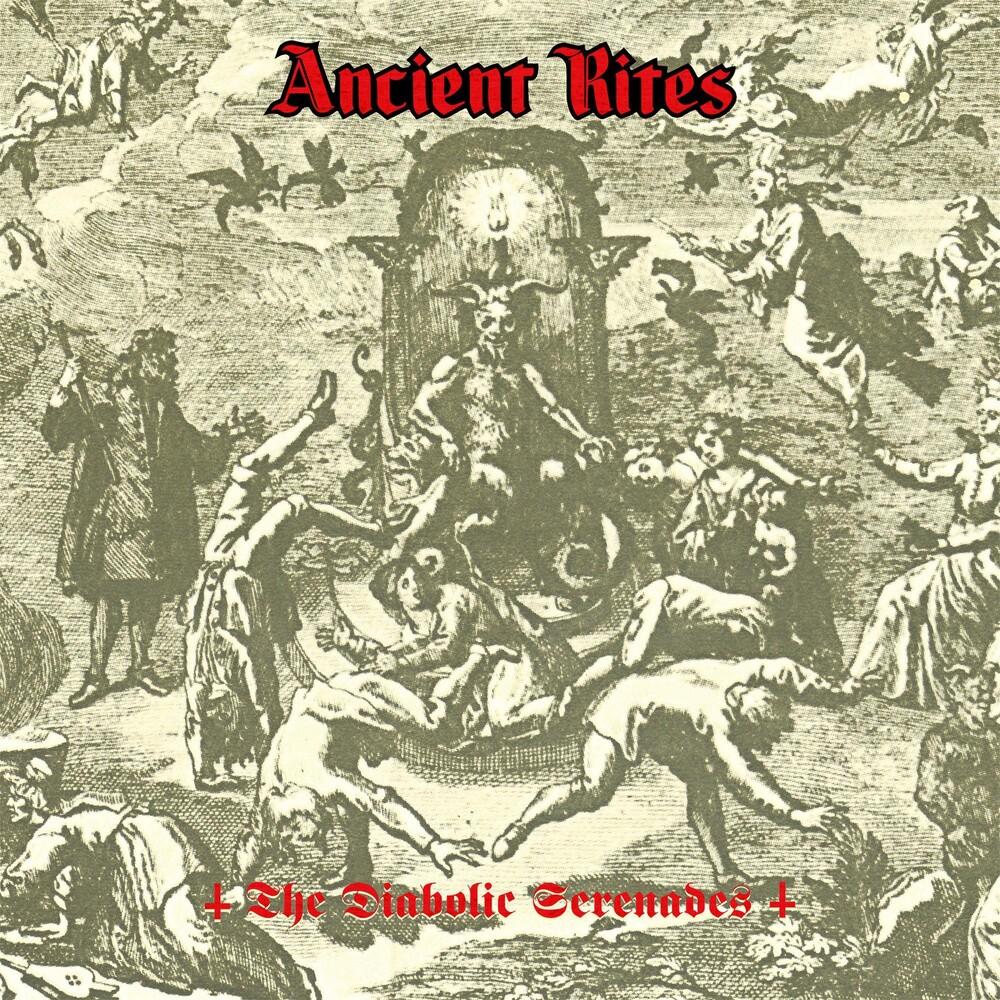 Ancient Rites - The Diabolic Serenades [LP]