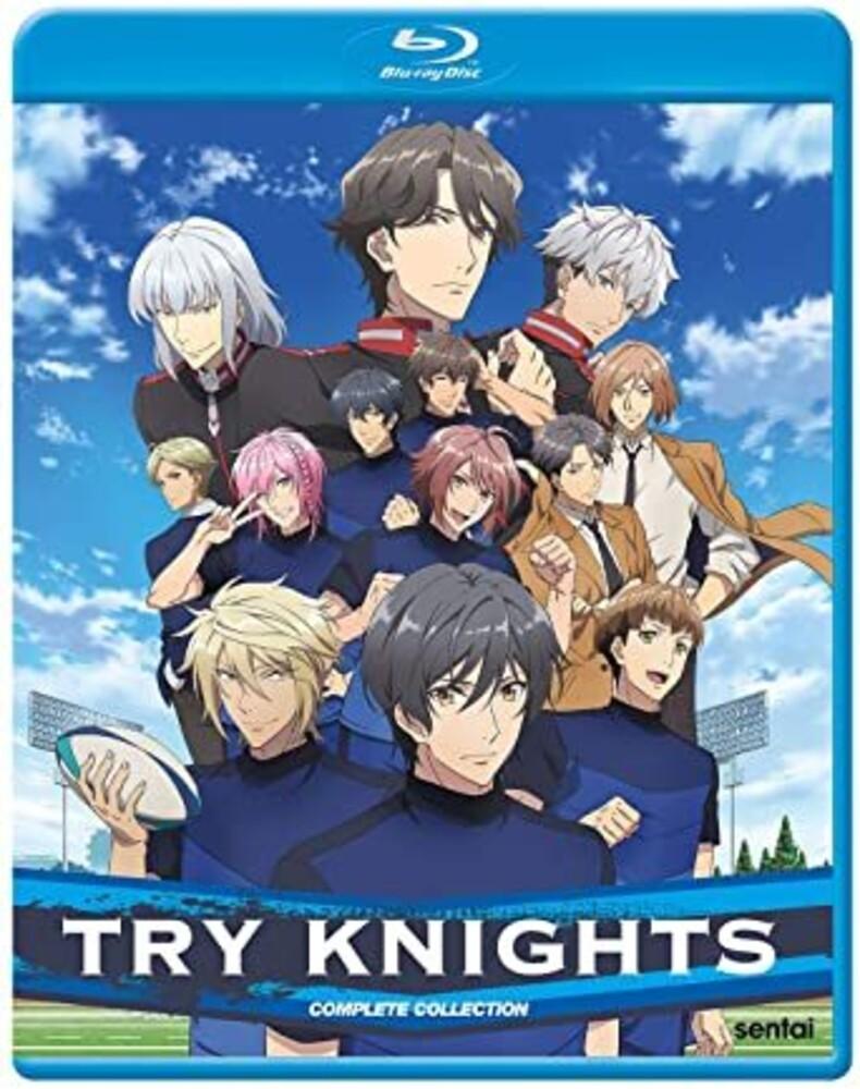 Tadayoshi Sasaki - Try Knights (2pc) / (Anam Sub)