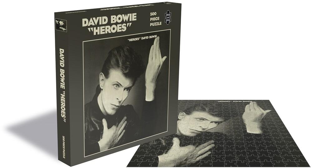 - Bowie,David Heroes (500 Piece Jigsaw Puzzle)
