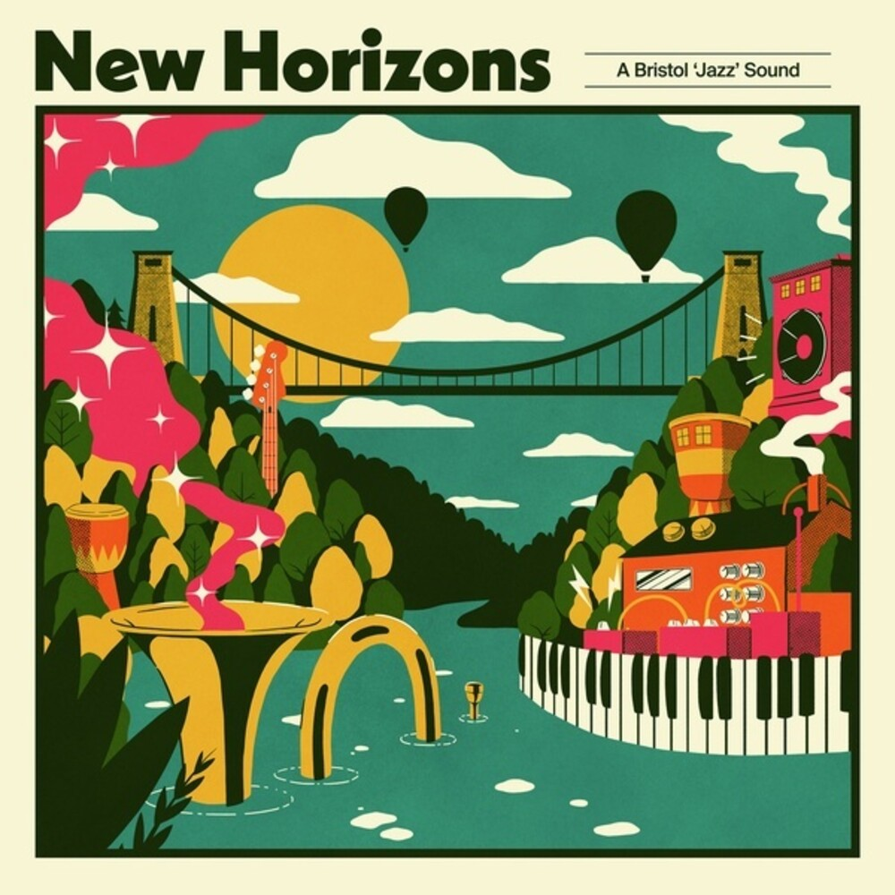 New Horizons Bristol Jazz Sound / Various - New Horizons: Bristol Jazz Sound / Various