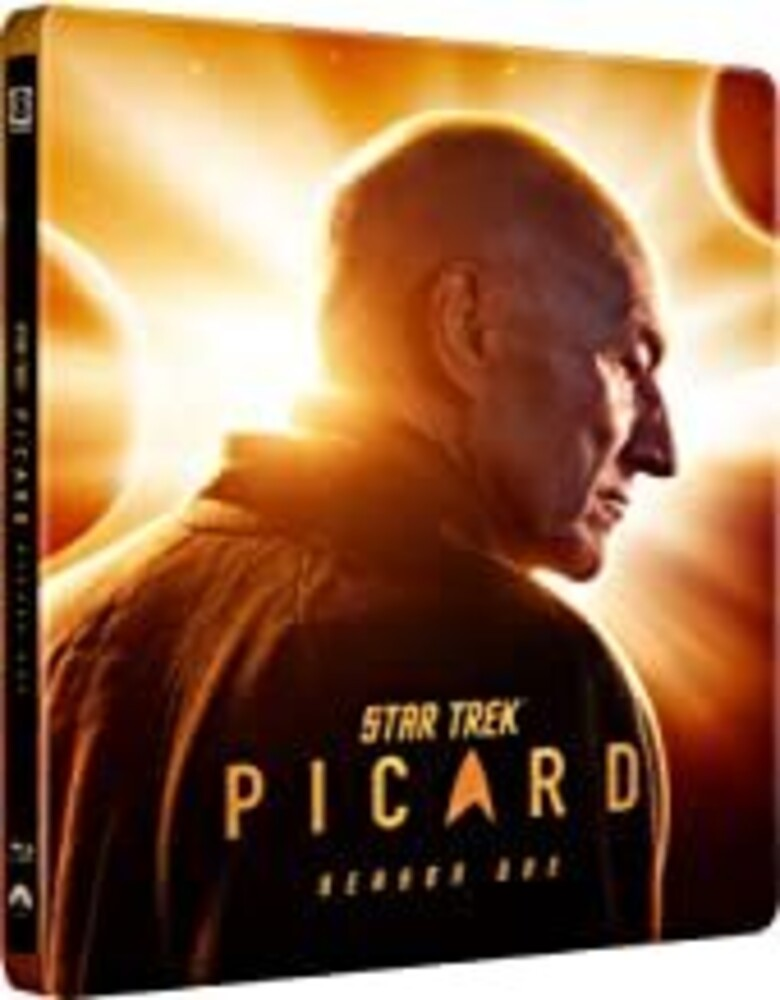 Star Trek: Picard [TV Series] - Star Trek: Picard: Season One [Steelbook]