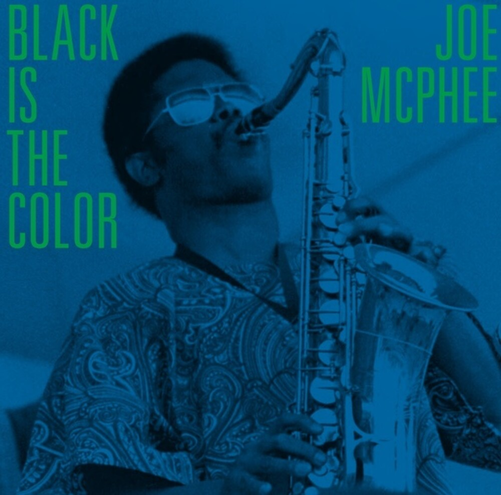 Joe Mcphee - Black Is The Color (2pk)