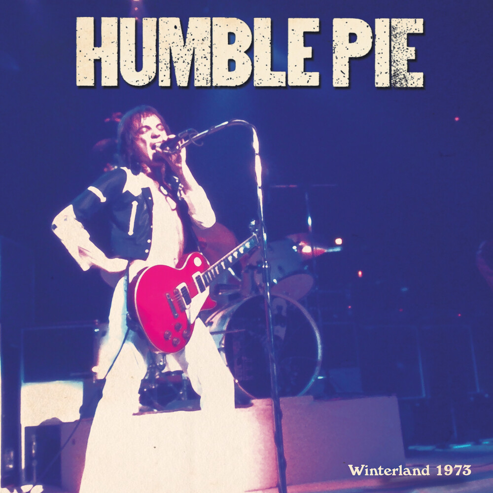Humble Pie - Winterland 1973 (Red) [Reissue]