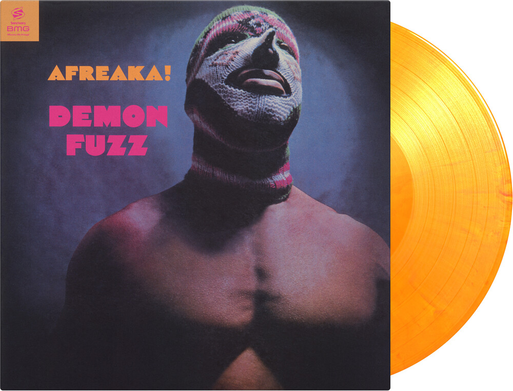 Demon Fuzz - Afreaka [Colored Vinyl] [Limited Edition] [180 Gram] (Org) (Hol)