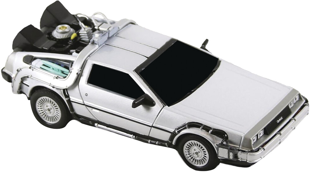 - NECA - Back To The Future Die-Cast Vehicle Time Machine