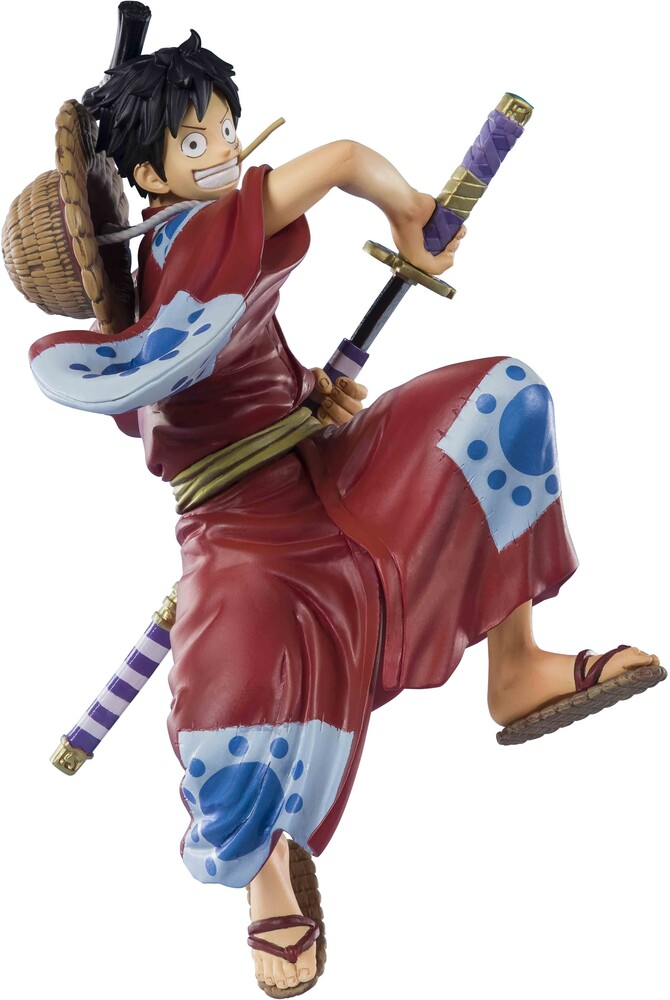 Tamashi Nations - Tamashi Nations - One Piece - Monkey D. Luffy (Luffytaro), BandaiSpirits Figuarts Zero
