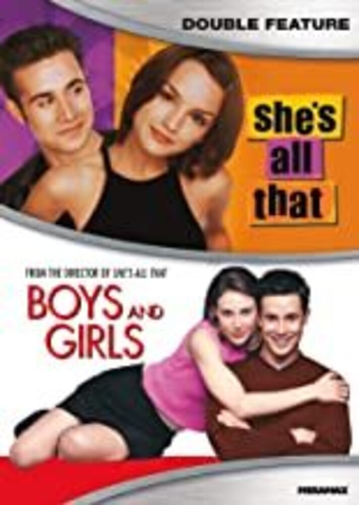 She's All That / Boys & Girls - She's All That / Boys & Girls (2pc) / (2pk Amar)