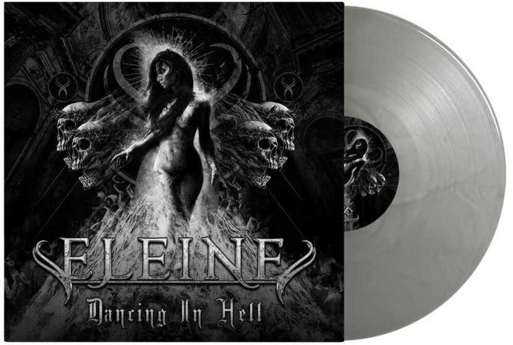 Eleine - Dancing In Hell (Black & White Cover) [Cool Grey LP]