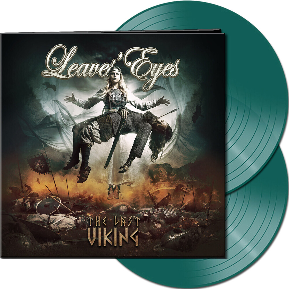 Leaves Eyes - Last Viking ( Pinewood Green Vinyl) (Gate) (Grn)