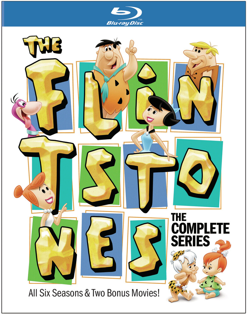Naomi Lewis - Flintstones: Complete Series (10pc) / (Box Slip)