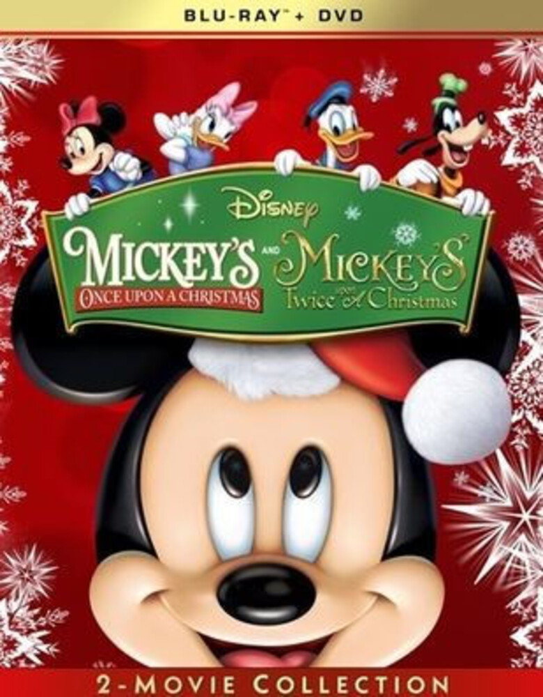 - Mickey's Once Upon a Christmas / Mickey's Twice Upon a Christmas: 2-Movie Collection