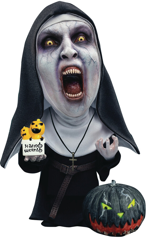 Star Ace Toys - Star Ace Toys - The Nun Valak Defo Real Soft Vinyl Statue HalloweenVersion 2 (Net)