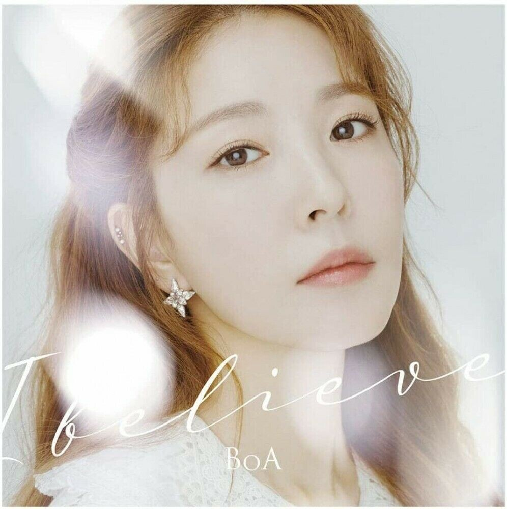 Boa - I Believe (Version B) [With Booklet] (Jpn)