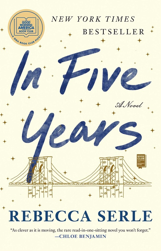 - In Five Years: A Novel