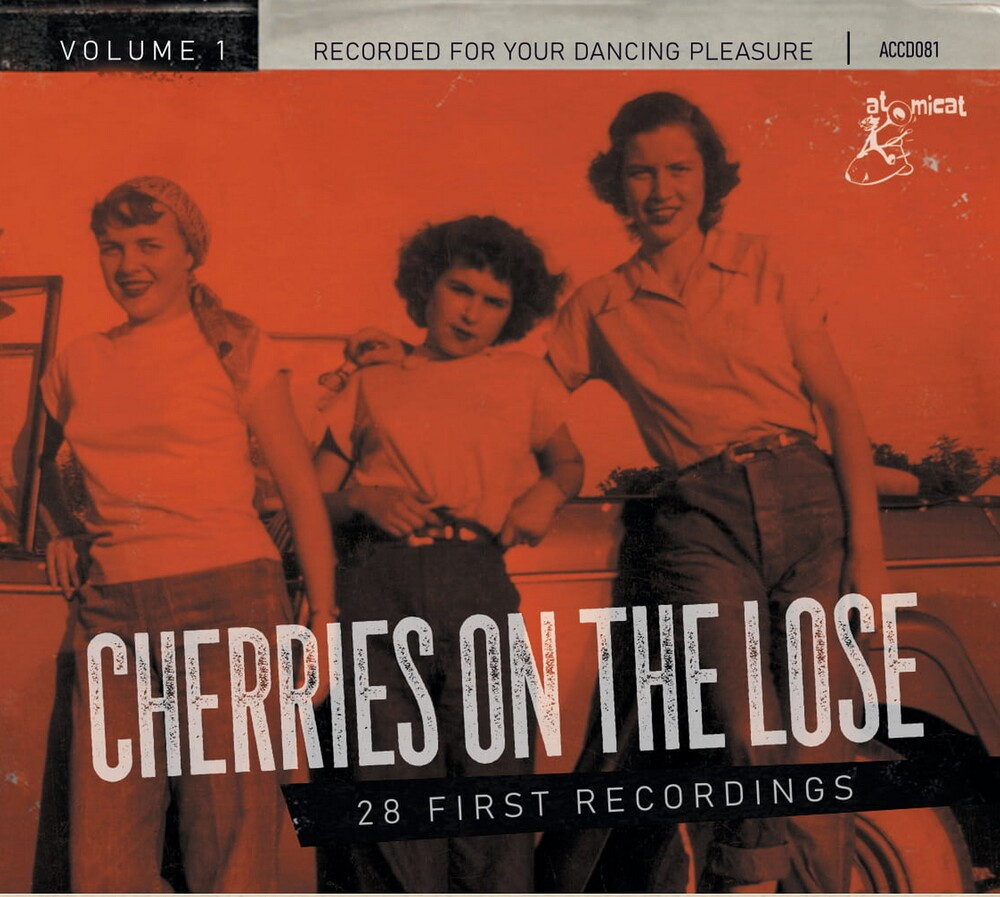 Cherries On The Lose 1 28 First Recordings / Var - Cherries On The Lose 1: 28 First Recordings (Various Artists)