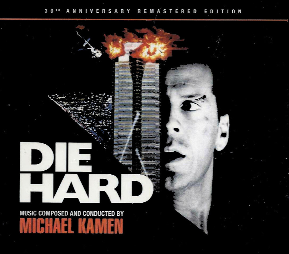 Michael Kamen Ltd Rmst Ita - Die Hard: 30th Anniversary / O.S.T. [Limited Edition] [Remastered]