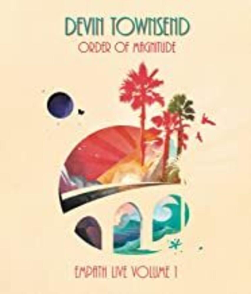 Townsend, Devin - Order Of Magnitude: Empath Live Volume 1 / (Ger)