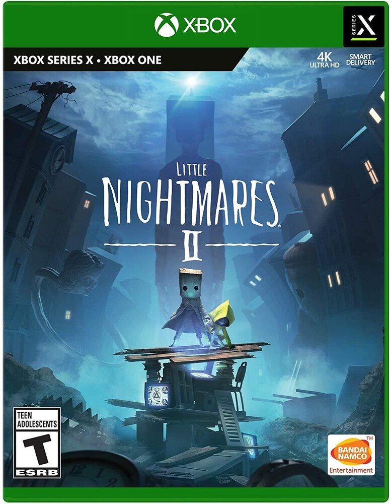 Xb1 Little Nightmares II - Little Nightmares II for Xbox Series X and Xbox One