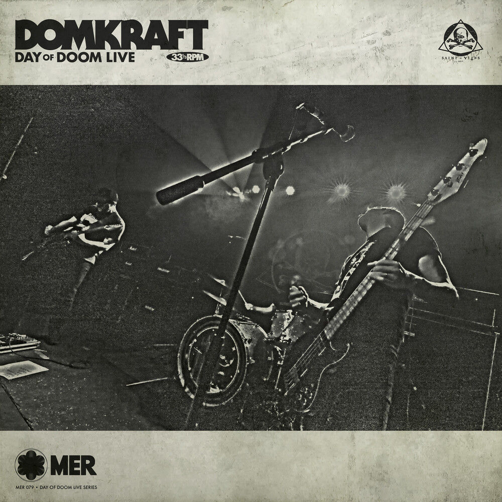 Domkraft - Day Of Doom Live [Digipak]
