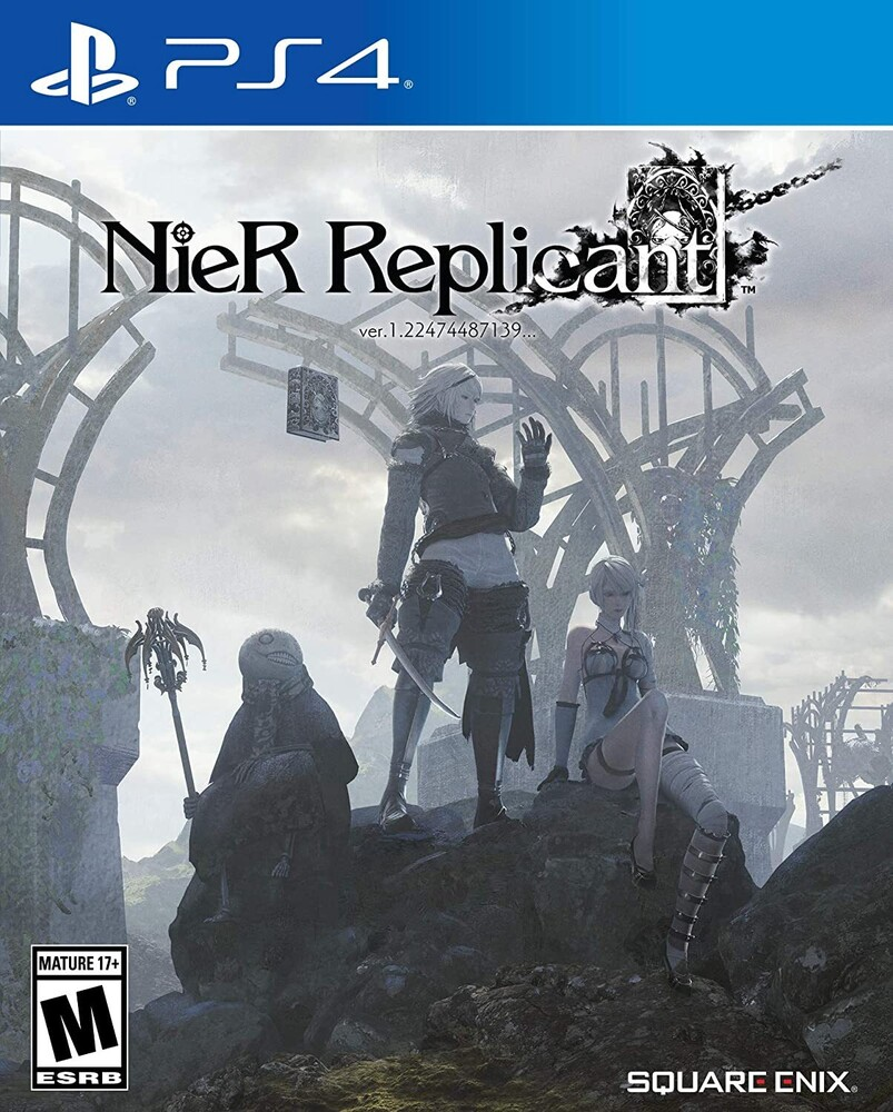 Ps4 Nier Replicant Ver.1.22474487139 - NieR Replicant ver.1.22474487139 for PlayStation 4