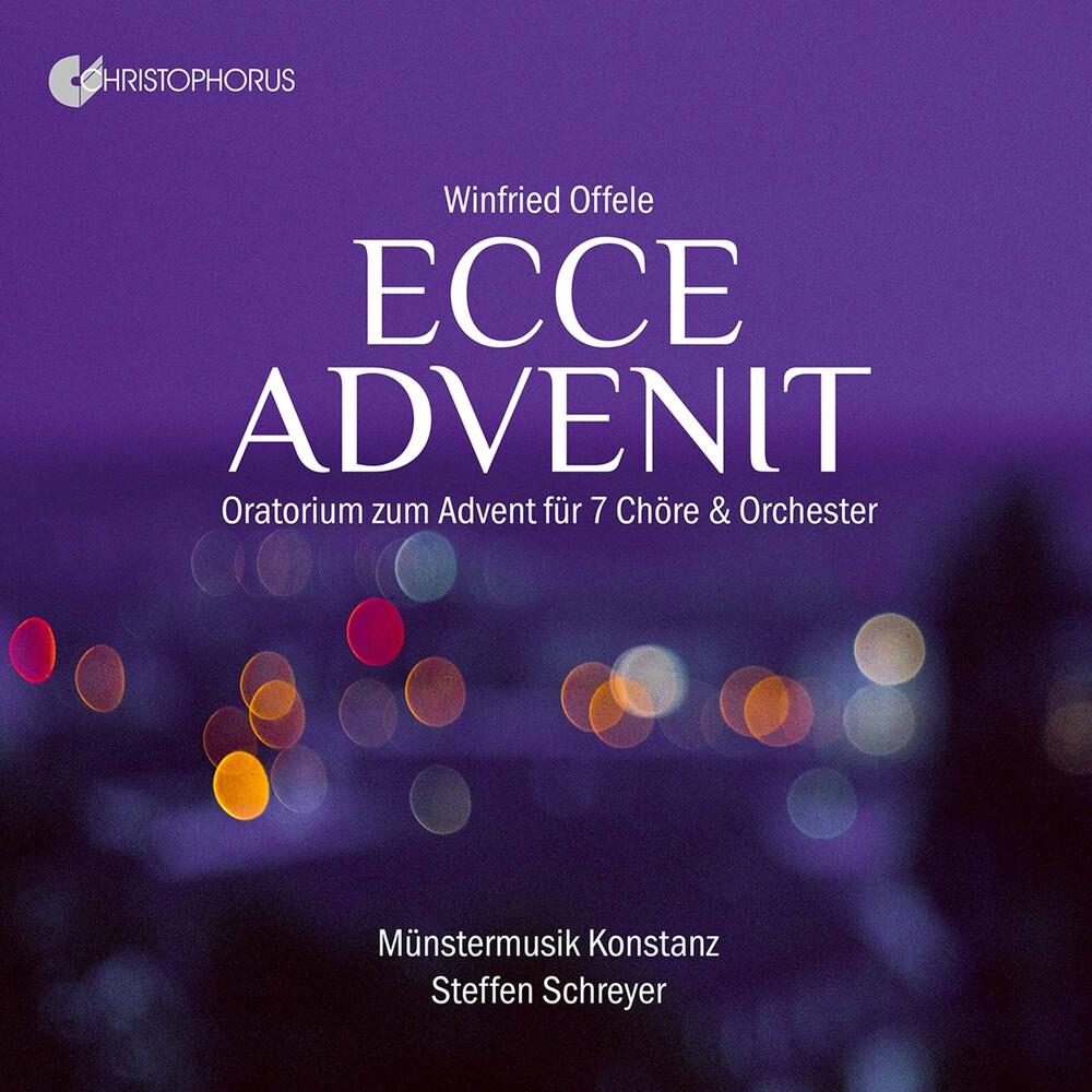 Offele - Ecce Advenit (2pk)